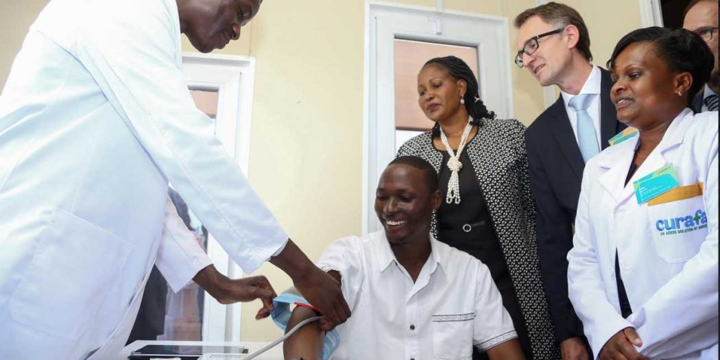 Merck launches an innovative primary healthcare solution in Kenya (CURAFA)