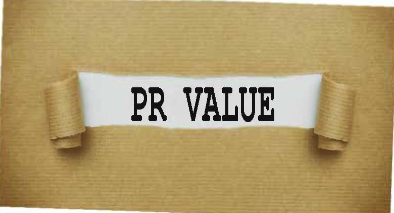 proving PR value