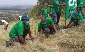 What does the Earth Day mean for Del Monte Kenya?