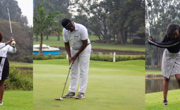 Carole Kinoti's 2021 Fashion On The Road cultural golf tournament to kick off on 27th August