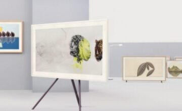 The Frame 2018 Transforms the Home into a Gallery with Advanced Art Features and Technology
