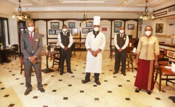 Sarova Hotels and Resorts Re-Opens Thorn Tree and Flame Tree Restaurants as it Embarks on Opening Strategy