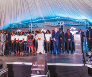 MultiChoice Talent Factory launching the Colours of Africa short film series.